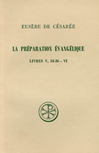 Edouard Des Places et  Eusèbe de Césarée - .