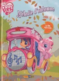 Edouard Dia - My little Pony 6-8 ans Tome 1 : Mélodie d'automne.