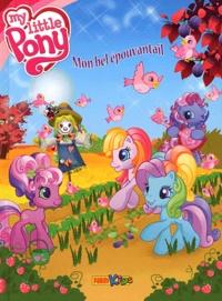 Edouard Dia - My little Pony 6-8 ans Tome 3 : Mon bel épouvantail.