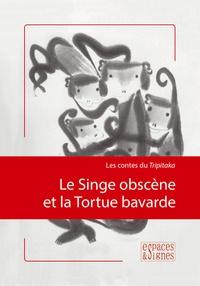 Deedr.fr Les contes du Tripitaka - Le singe obscène et la tortue bavarde Image