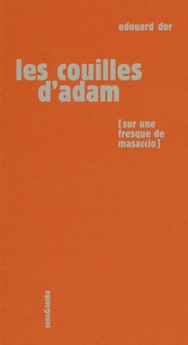 Masaccio Adam Et Eve Chassés Du Paradis