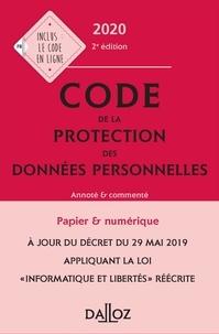 Edouard Geffray et Alexandra Guérin-François - Code de la protection des données personnelles annoté & commenté.