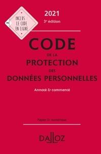 Edouard Geffray et Alexandra Guérin-François - Code de la protection des données personnelles annoté et commenté.