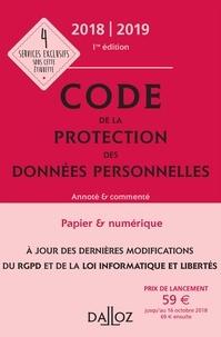 Télécharger amazon ebook Code de protection des données personnelles annoté & commenté