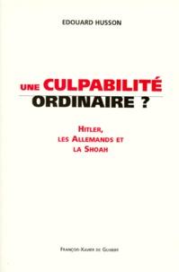 Edouard Husson - .