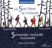 Les sept frères de Finlande - Edition bilingue français-finnois.pdf