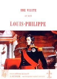 Edouard Lemoine - Une visite au roi Louis-Philippe.