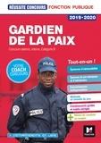 Edouard Malis et François Parrot - Gardien de la paix - Concours catégorie B préparation complète.