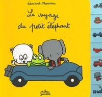 Edouard Manceau - Le voyage du petit éléphant.