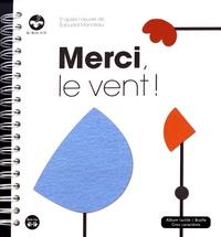 Edouard Manceau - Merci, le vent !.