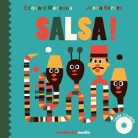 Edouard Manceau - Salsa !. 1 CD audio MP3