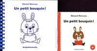 Edouard Manceau - Un petit bouquin ! - 2 volumes. 1 CD audio MP3