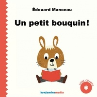 Edouard Manceau - Un petit bouquin !. 1 CD audio MP3