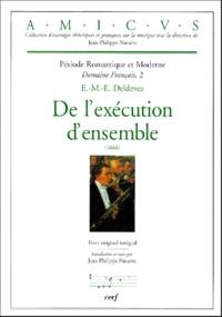 Edouard-Marie-Ernest Deldevez et Jean-Philippe Navarre - .