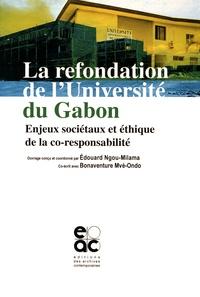 La refondation de luniversité du Gabon - Enjeux sociétaux et éthique de la co-responsabilité.pdf