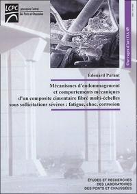Edouard Parant - Mécanismes d'endommagement et comportements mécaniques d'un composite cimentaire fibré multi-échelles sous sollicitations sévères: fatigue,choc,corrosion.