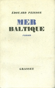 Edouard Peisson - Mer baltique.
