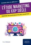 Edouard Richemond - Les études de marché - Maîtriser les techniques marketing.