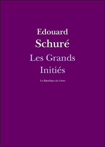 Les Grands Initiés - 9782824903385 - 4,99 €