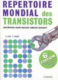REPERTOIRE MONDIAL DES TRANSISTORS. Toutes les caractéristiques pour identifier, sélectionner et substituer.pdf