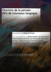 Edouardo Portella et  Collectif - Chemins de la pensée : vers de nouveaux langages.