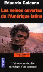 Manuels d'anglais à télécharger gratuitement Les veines ouvertes de l'Amérique latine par Eduardo Galeano RTF ePub 9782266120883