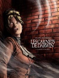 Eduardo Ocaña et Sylvain Runberg - Les carnets de Darwin Tome 2 : La mort d'une bête.