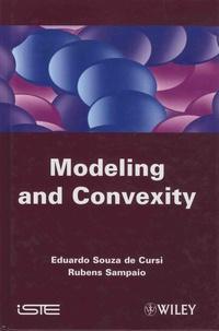 Modeling and Convexity - Eduardo Souza de Cursi  