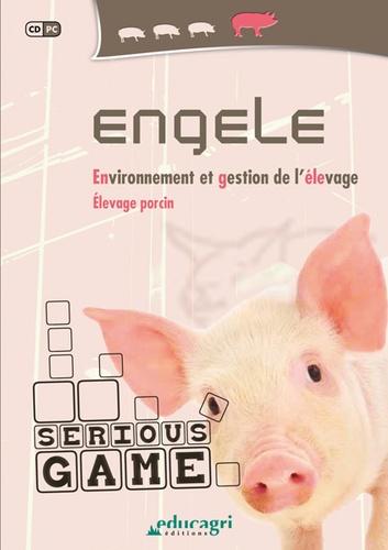 Educagri - ENGELE - Environnement et gestion de l'élevage. 1 Cédérom