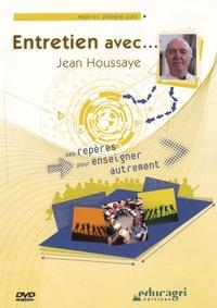 Bernadette Fleury et Jean Houssaye - Entretien avec Jean Houssaye. 1 DVD