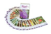 Educagri - Flori'cartes - Jeu de reconnaissance des plantes à massifs et jardinières, grimpantes et de terre de bruyère - Avec 62 cartes à jouer.