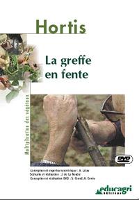 Alain Lafay - La greffe en fente. 1 DVD