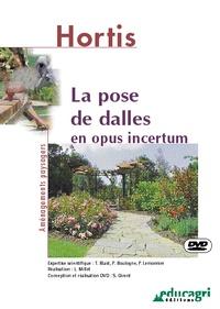 T Blaid et P Boulogne - La pose de dalles en opus incertum. 1 DVD