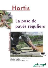 François Liorzou et P Lemonnier - La pose de pavés réguliers. 1 DVD