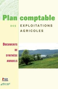 Plan comptable des exploitations agricoles- Documents de synthèse annuels -  Educagri |