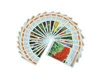 Educagri - Planti'cartes - Jeux de reconnaissance des plantes exotiques et d'ornement - Avec 62 cartes à jouer.