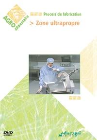 Pascal Fleury - Zone ultrapropre. 1 DVD