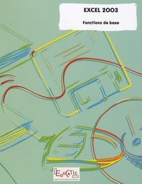 Coachingcorona.ch Excel 2003 - Fonctions de base Image