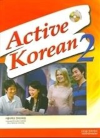 Education i Language - Active Korean 2 - Textbook Manuel et CD.