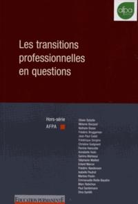 Paul Santelmann - Education permanente Hors-série AFPA 2012 : Les transitions professionnelles en questions.