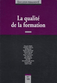 Education permanente - Education permanente N° 134 : La logique de la compétence - Deuxième partie.