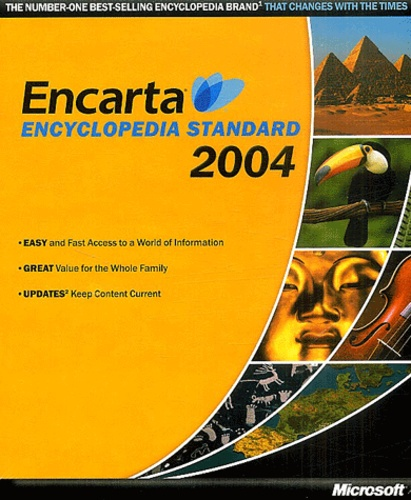 Microsoft - Encarta Encyclopedia Standard 2004.