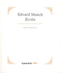 Edvard Munch - Ecrits.