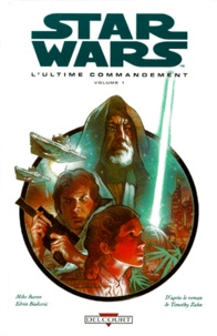 Histoiresdenlire.be Star Wars l'ultime commandement Tome 1 Image