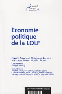 Edward Arkwright et Christian de Boissieu - Economie politique de la LOLF.