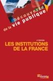 Edward Arkwright - Les institutions de la France.