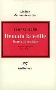 Edward Bond - .