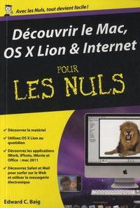 Deedr.fr Découvrir le Mac OS X Lion pour les nuls Image