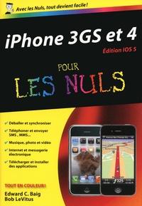 Edward C. Baig et Bob LeVitus - iPhone 3GS et 4 pour les nuls - Edition ios 5.