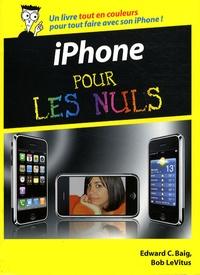 iPhone pour les Nuls - Edward C. Baig pdf epub